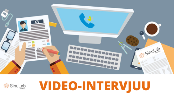 UUDIS! Video-intervjuude lahendus