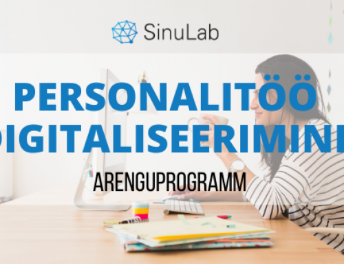 Personalitöö digitaliseerimise arenguprogramm